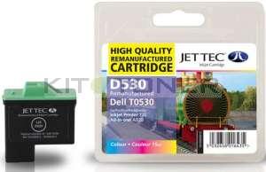 Dell 59210040 - Cartouche d'encre compatible couleur T0530