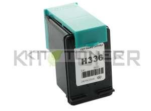 HP C9362EE - Cartouche d'encre compatible noire 336