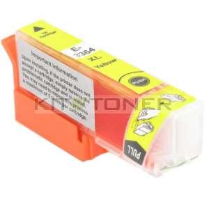 Epson C13T33644010 - Cartouche d'encre compatible jaune 33XL