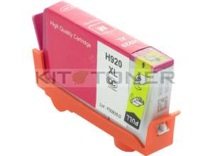 HP CD973AE - Cartouche d'encre compatible magenta 920XL