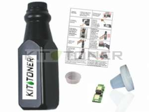 Konica 1710567002 - Kit de recharge toner compatible