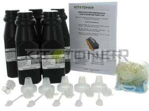 Brother TN2320 - Lot de 5 kits de recharge toner compatibles