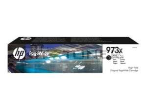 HP L0S07AE - Cartouche d'encre d'origine noir 973X