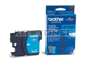 Brother LC1100C - Cartouche d'encre d'origine cyan