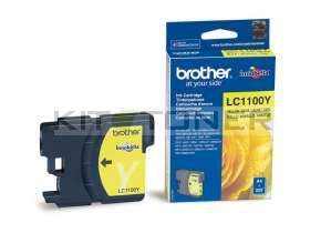 Brother LC1100HYY - Cartouche d'encre d'origine jaune xl