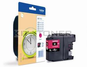 Brother LC125XLM - Cartouche d'encre magenta LC125XLM