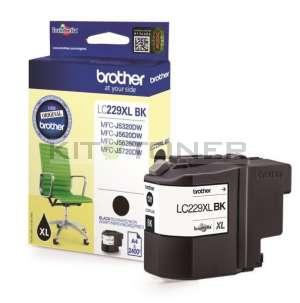 Brother LC229XLBK - Cartouche d'encre noire LC229XLBK