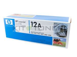 HP Q2612A - Cartouche de toner d'origine 12A