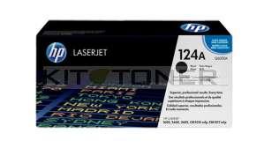 HP Q6000A - Cartouche de toner noire de marque 124A