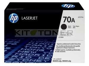 HP Q7570A - Toner HP noir d'origine 70A