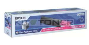 Epson S050188 - Toner d'origine magenta