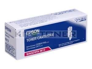 Epson S050612 - Cartouche de toner d'origine magenta