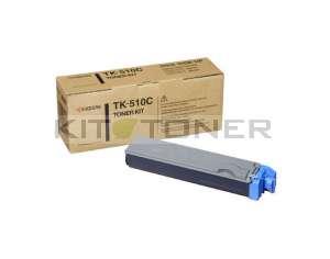 Kyocera TK510C - Cartouche de toner cyan original
