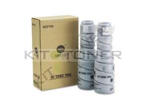 Konica TN114, 8937784 - Pack de 2 toners d'origine