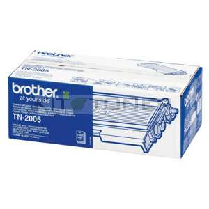 Brother TN2005 - Cartouche de toner d'origine