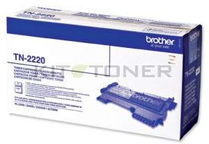 Brother TN2220 - Cartouche de toner d'origine TN2220