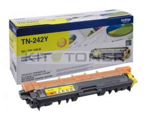 Brother TN242Y - Cartouche de toner jaune TN242Y
