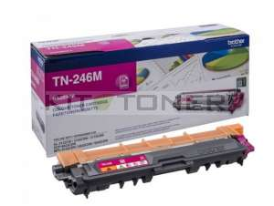 Brother TN246M - Cartouche de toner magenta TN246M