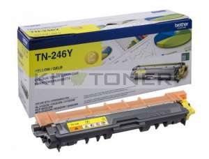 Brother TN246Y - Cartouche de toner jaune TN246Y
