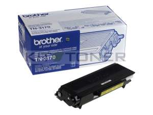 Brother TN3170 - Cartouche de toner d'origine