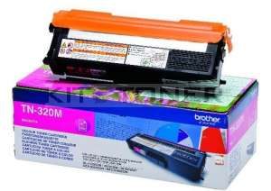 Brother TN320M - Cartouche toner magenta TN320M