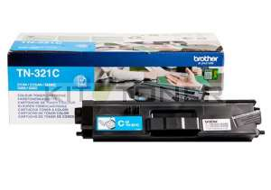 Brother TN321C - Cartouche de toner cyan TN321C