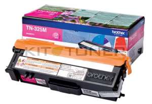 Brother TN325M - Cartouche toner magenta TN325M