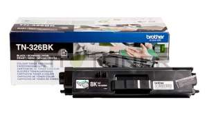 Brother TN326BK - Cartouche de toner noir TN326BK