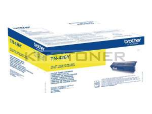 Brother TN426Y - Cartouche de toner d'origine jaune