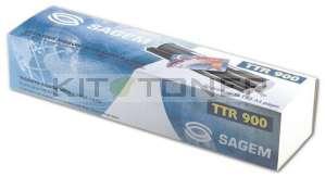 Sagem TTR900 - Ruban d'impression d'origine noir