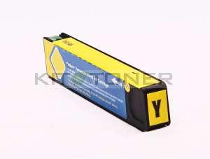 HP F6T83AE - Cartouche d'encre compatible jaune 973X