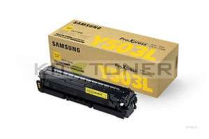 Samsung CLTY503L - Cartouche toner d'origine jaune