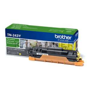 BROTHER TN243Y Jaune - Toner Jaune de marque 243Y