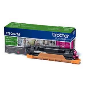 BROTHER TN247M Magenta- Toner Magenta de marque 247M