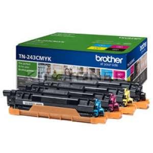 Brother TN243CMYK - Pack de 4 toners originaux