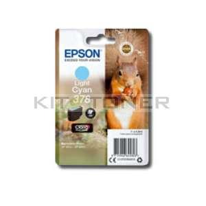 Epson T3785 - Cartouche d'encre cyan clair Epson T3785