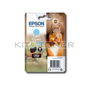Epson T3795 - Cartouche d'encre cyan clair Epson T3795