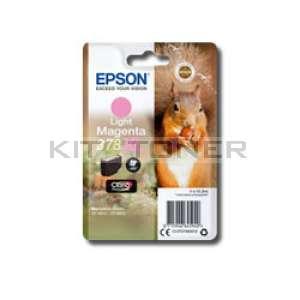 Epson T3786 - Cartouche d'encre magenta clair Epson T3786