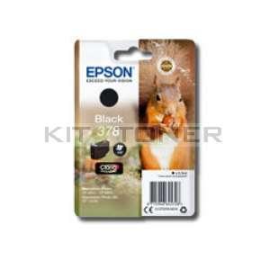 Epson T3781 - Cartouche d'encre noir Epson T3781