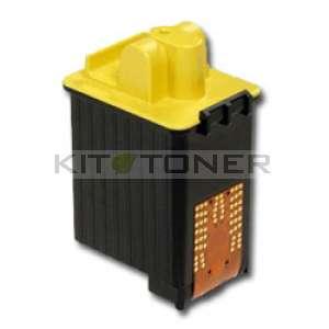 Olivetti JP150/FPJ20 - Cartouche d'encre compatible noire