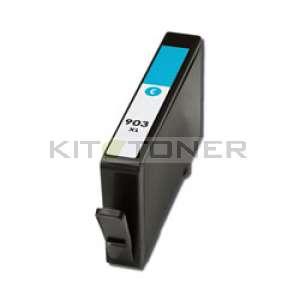 HP 903XL - Cartouche d'encre compatible cyan HP 903XL
