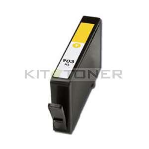 HP 903XL - Cartouche d'encre compatible jaune HP 903XL