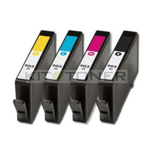 HP 903XL - Pack Cartouches d'encre compatible HP 903XL