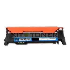 HP W2071A - Cartouche de toner compatible cyan