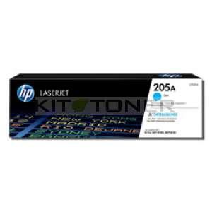 HP 205A - Toner cyan de marque 205A
