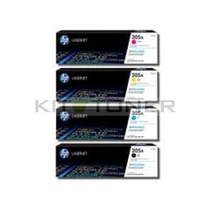 HP 205A - Pack de Toner de marque 205A