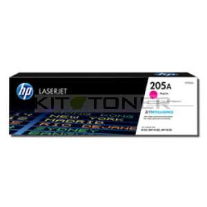 HP 205A - Toner magenta de marque 205A