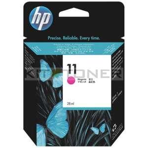 HP C4837AE  - Cartouche d'encre magenta d'origine HP n°11