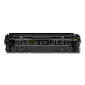 HP CF532A  - Cartouche de toner compatible Jaune