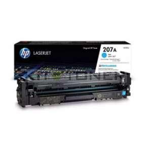 HP 207A - Toner cyan de marque 207A
